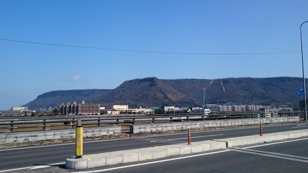 屋島 国道11号からの眺め