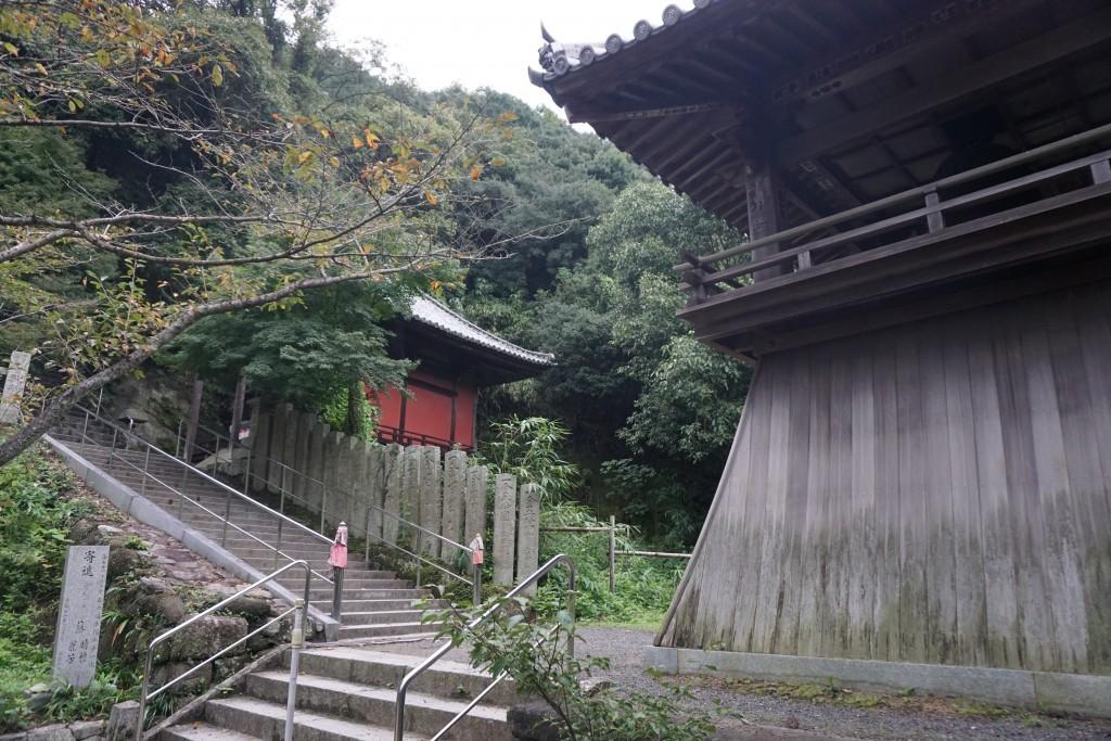 弥谷寺 鐘楼