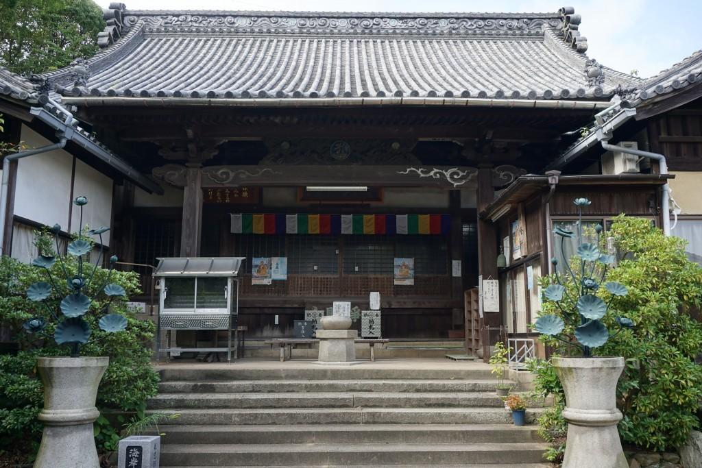 海岸寺奥の院 本堂