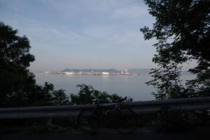 屋島を望む景色