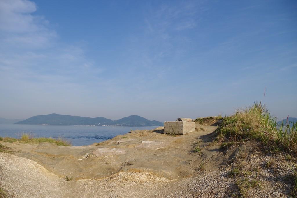 長崎の鼻砲台跡