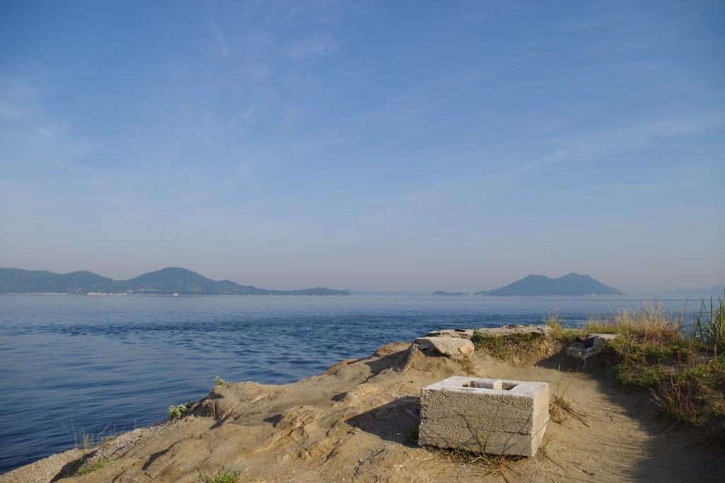 長崎の鼻砲台跡2