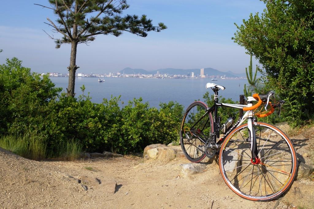 自転車と高松市