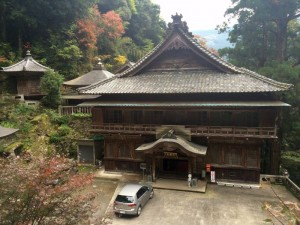 仙龍寺本堂