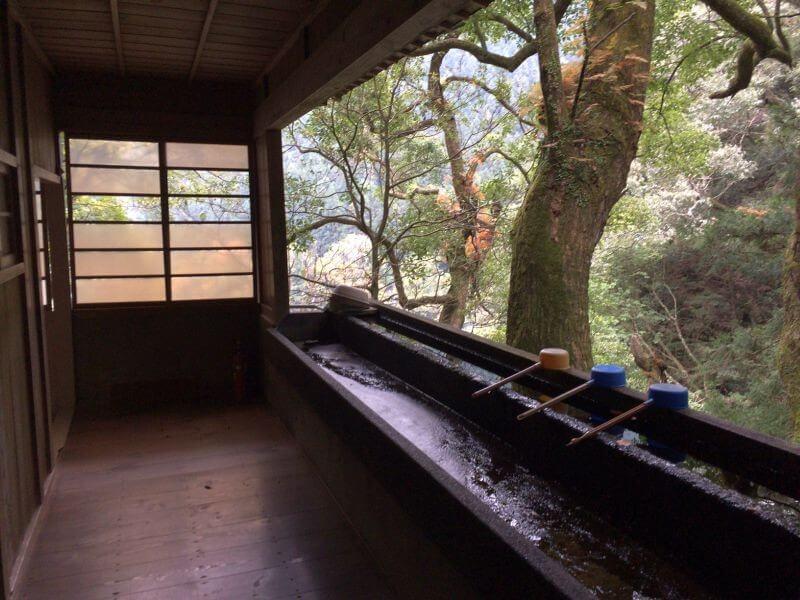 仙龍寺 厠の清め
