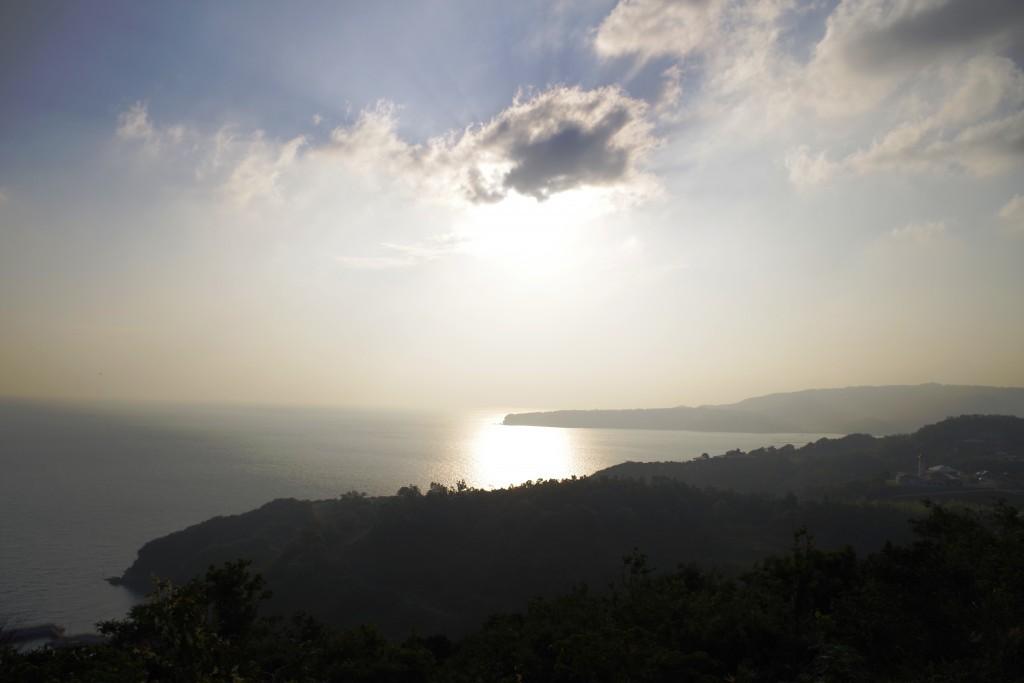 大串半島の絶景