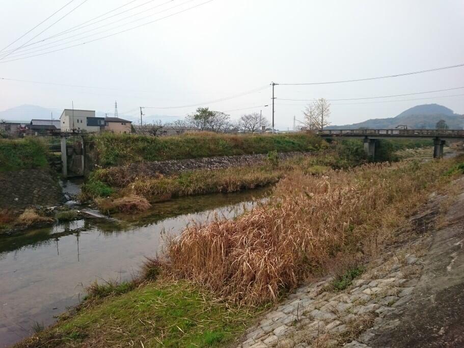 長尾橋 旧遍路道橋