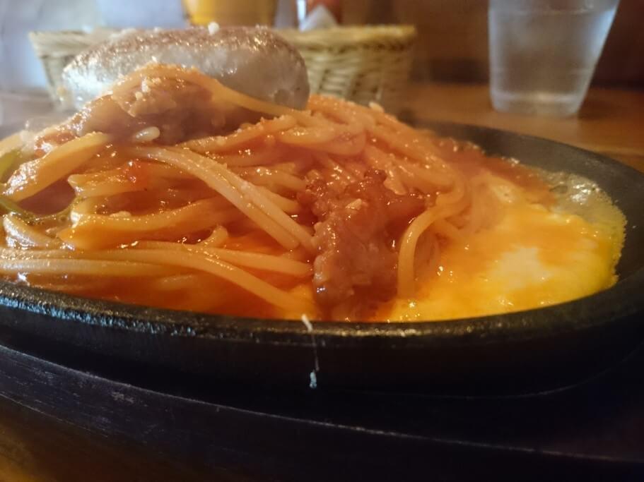 MARUBUN小松本店 愛媛西条ナポリタン ソーセージ 鶏肉 たまご
