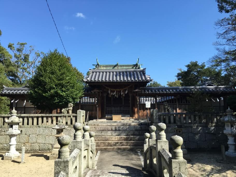 船越八幡神社