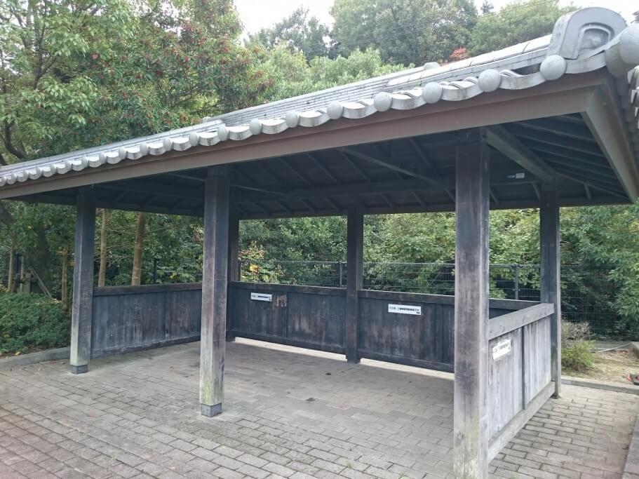 道の駅今治湯ノ浦温泉 駐輪場