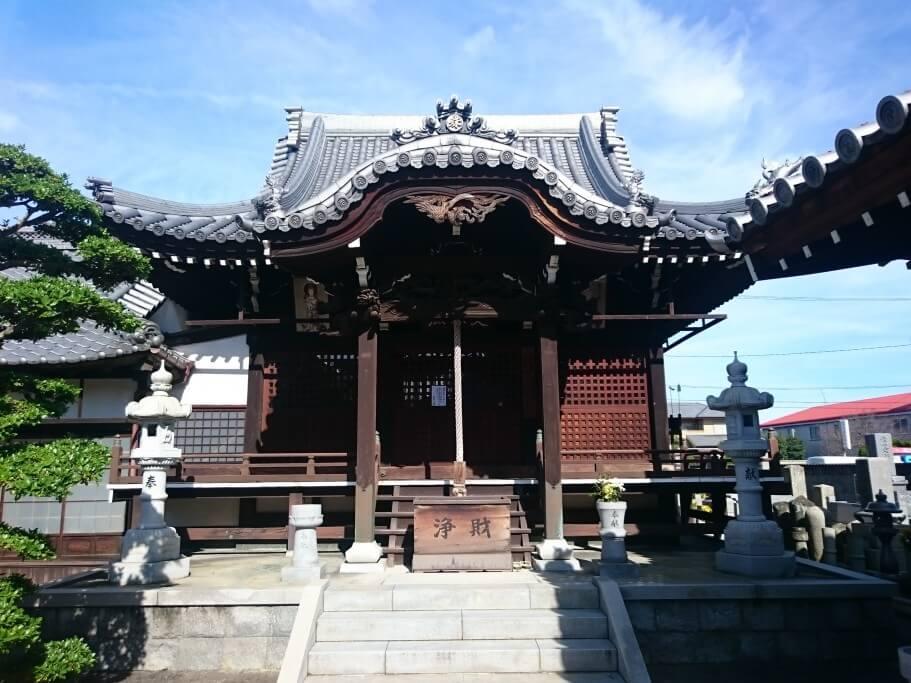 86番奥の院 地蔵寺 本堂