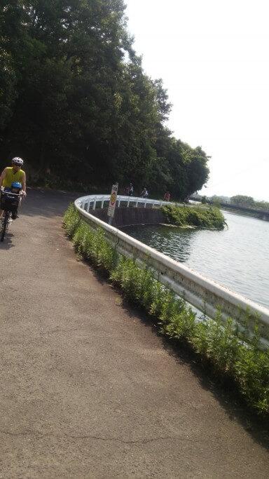 クラウズサイクリング 三郎池