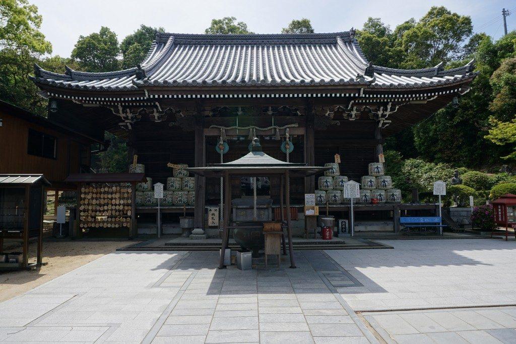 與田寺 本堂