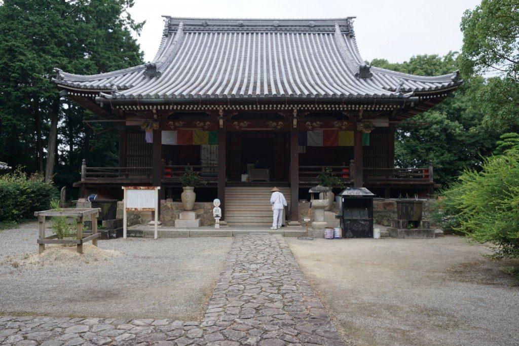 萩原寺 本堂