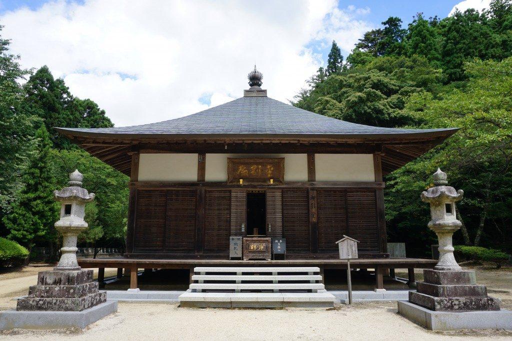 箸蔵寺 大師堂