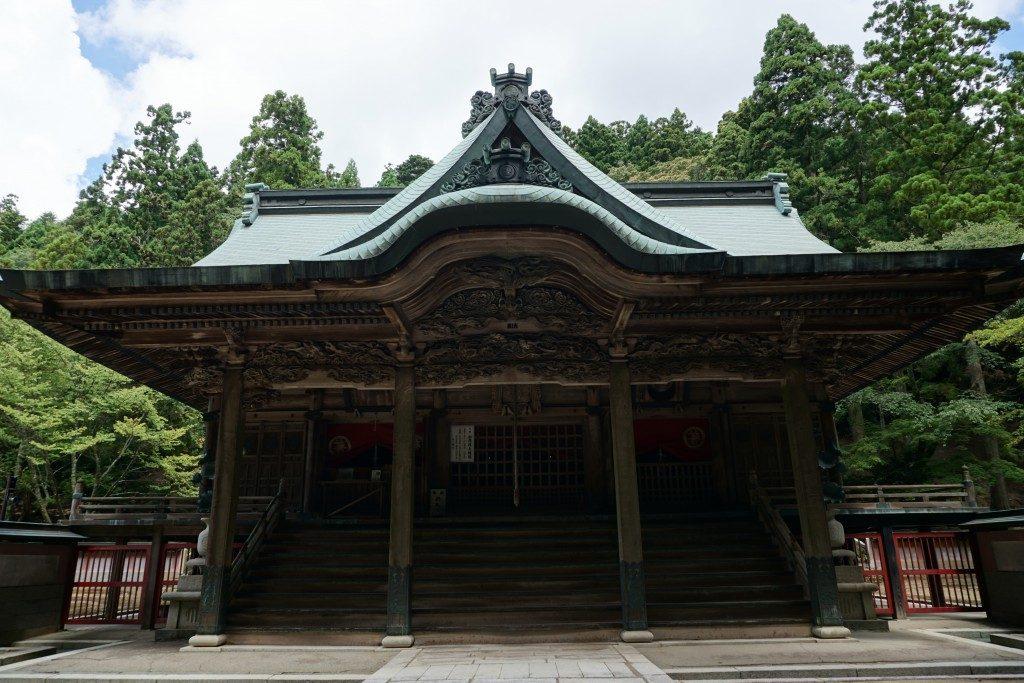 箸蔵寺 本殿