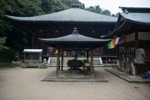 西山興隆寺 本堂
