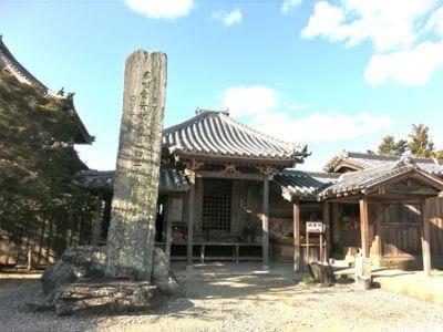 15番国分寺 烏枢沙摩明王のお堂