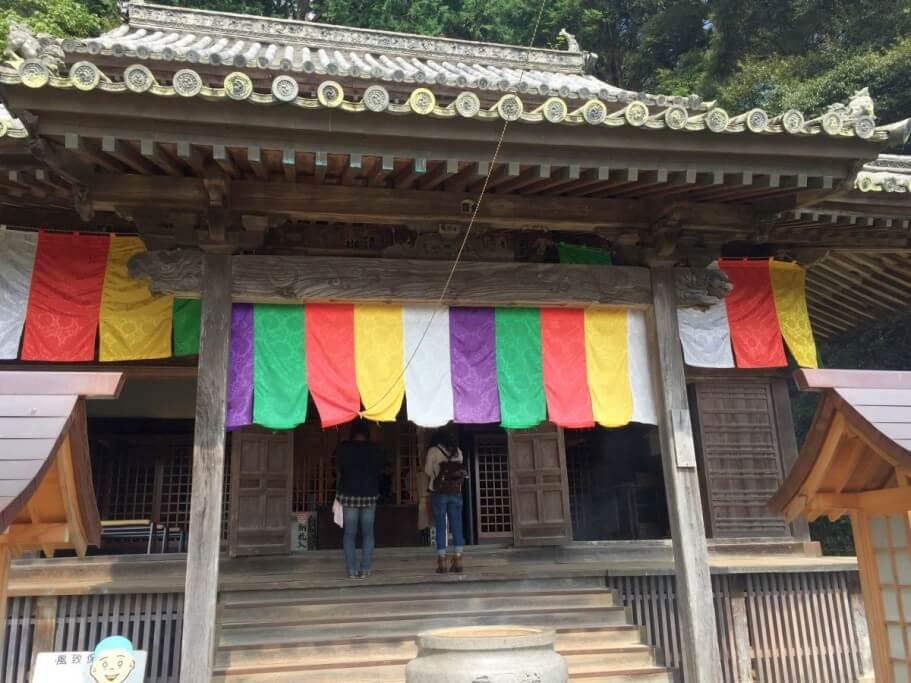 22番平等寺本堂