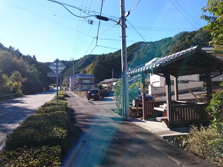 牟岐町 休憩所