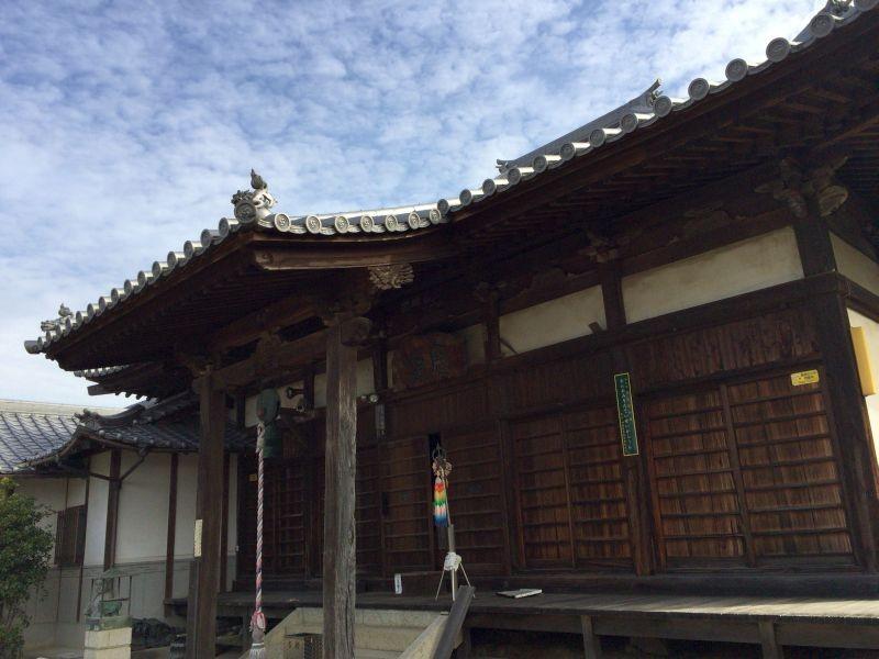 妙音寺 本堂