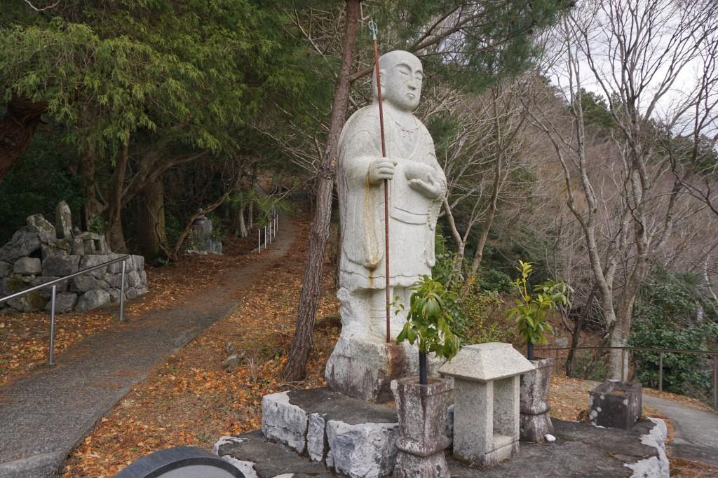 慈眼寺 弘法大師像