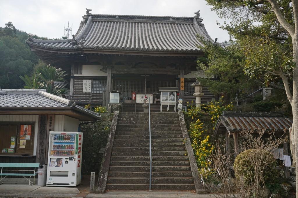 童学寺 本堂