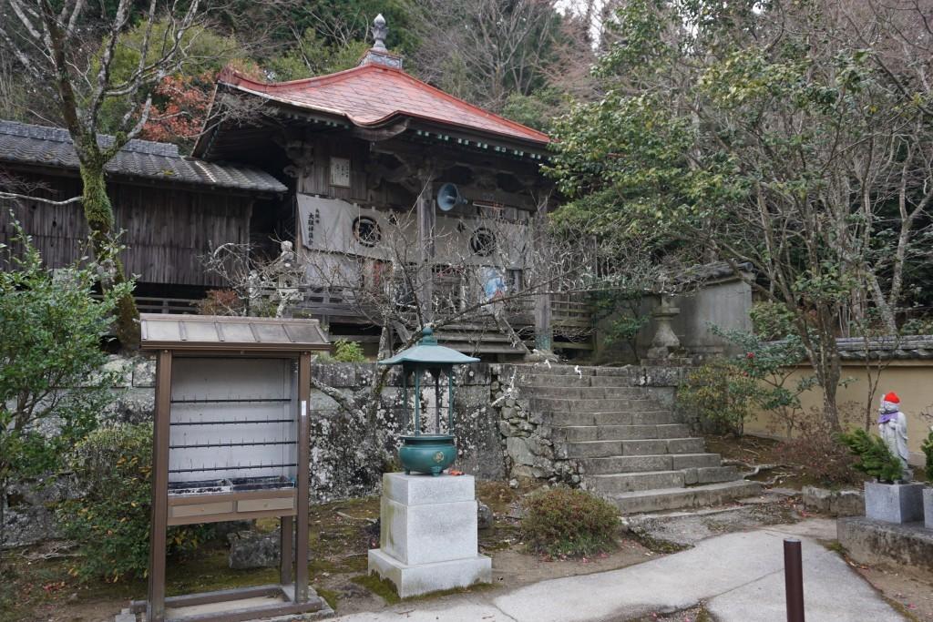 大山寺 大師堂