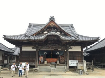 長尾寺 本堂