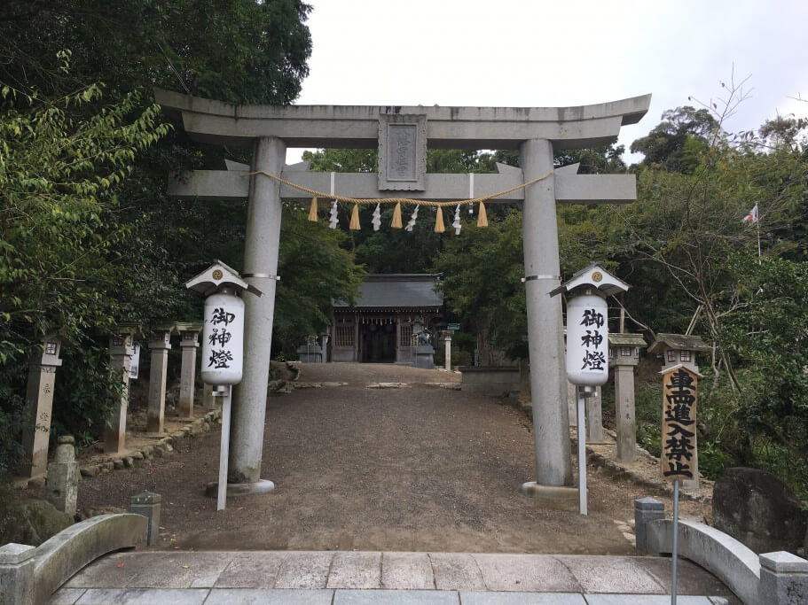 長尾 宇佐神社