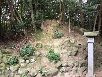 宇佐神社 古墳群