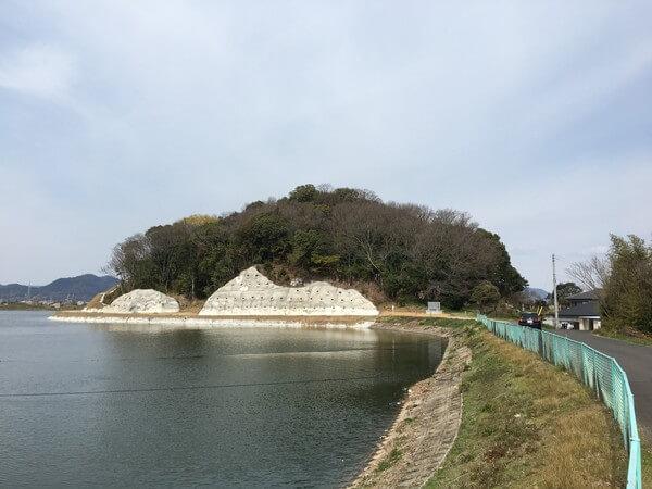 仏生山 船岡山