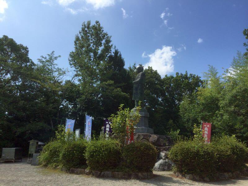 神野寺 大師像