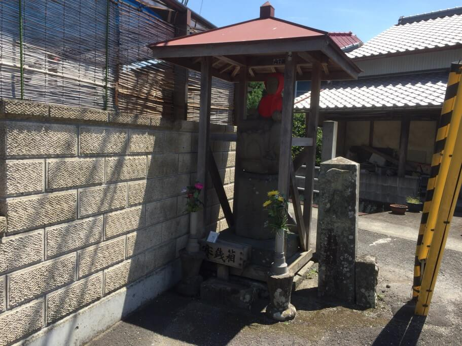 5番地蔵寺近く高地蔵