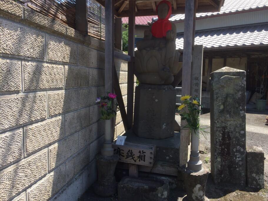 5番地蔵寺近く 高地蔵
