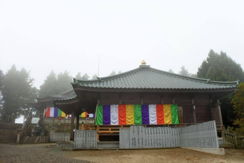 出石寺 大師堂 本堂