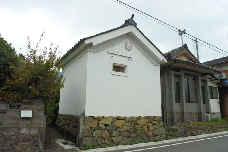 新谷藩 土蔵