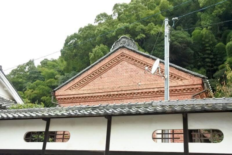 新谷 池田邸 レンガ建造物