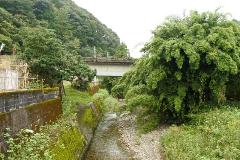 土佐くろしお鉄道 コンクリート橋