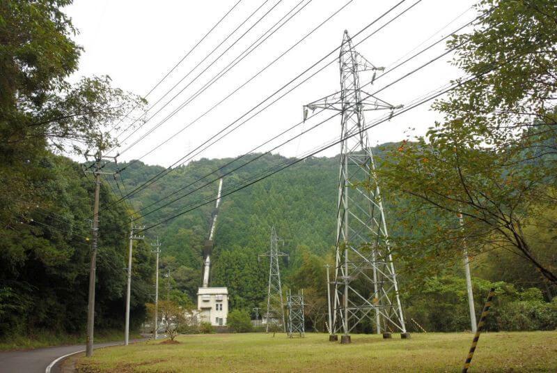 佐賀発電所 水力発電
