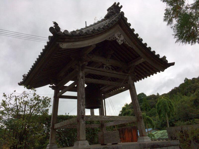 延光寺 高知県最古の鐘