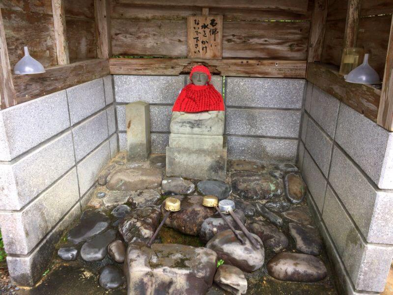 延光寺 目洗いの井戸