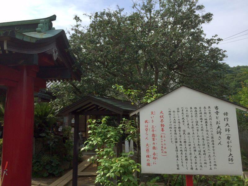 椿堂常福寺 縁起