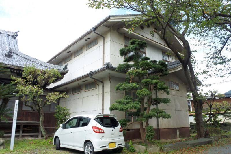 大黒山吉蔵寺 宿坊