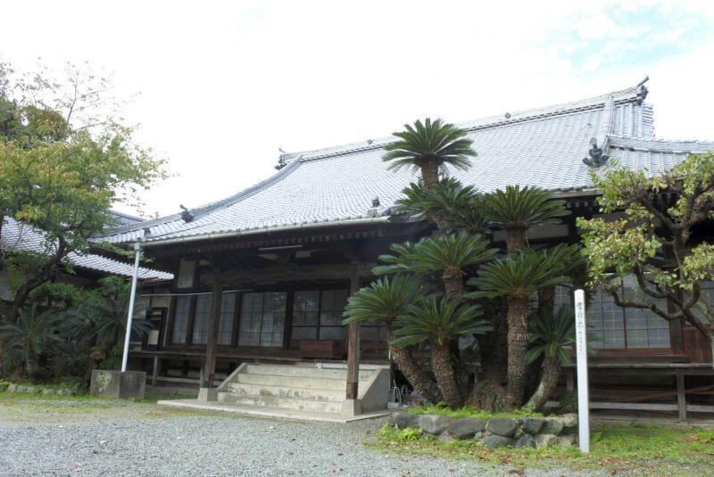 大黒山吉蔵寺 本堂