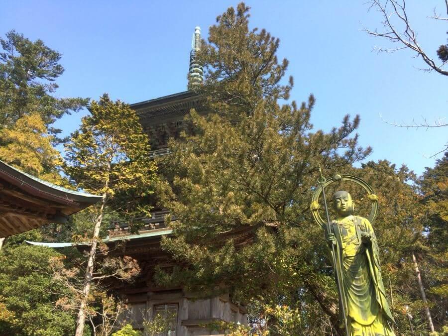 鶴林寺 地蔵菩薩