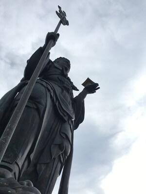 雲辺寺 毘沙門天像