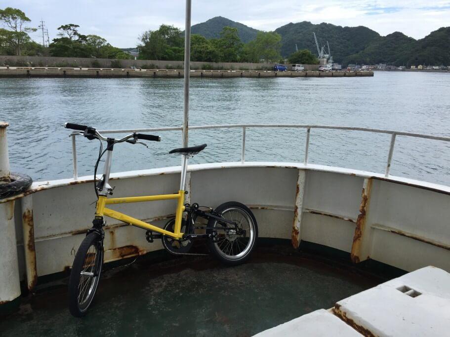 タイレルIVE 岡崎渡船