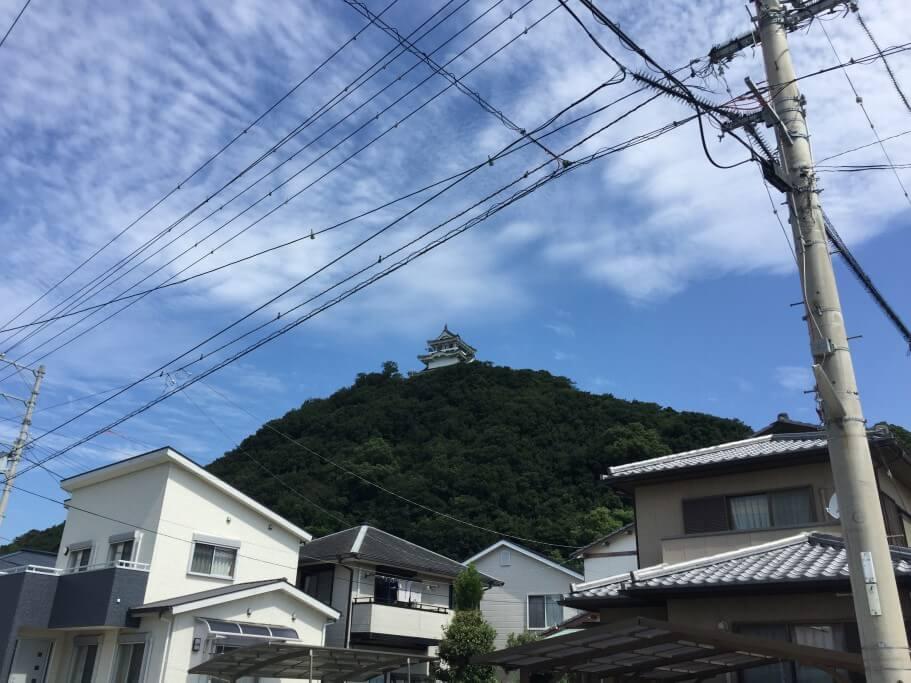 撫養 妙見山