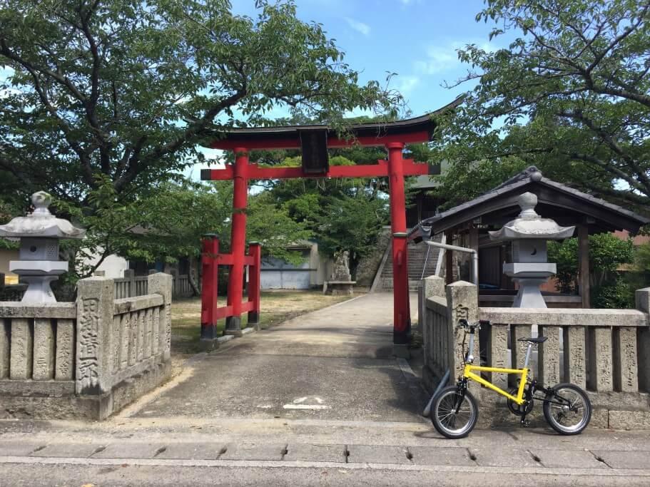 撫養 市杵島姫神社